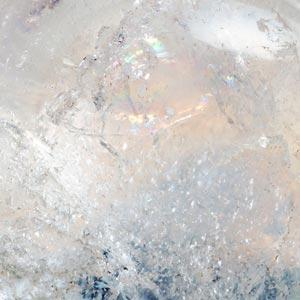 Bergkristall Nahaufnahme